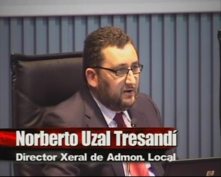 Clausura das Xornadas - Xornada sobre as instrucións de desenvolvemento da Lei 9/2002, de 30 de decembro, de Ordenación Urbanística e do Medio Rural  de Galicia, na redacción